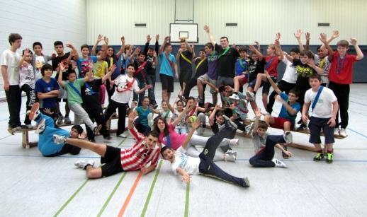 Rudolf koch schule gymnasium der stadt offenbach sport for Koch offenbach